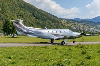 HB-FXO - Private Pilatus PC-12
