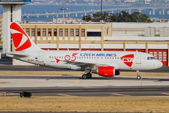 OK-MEK - CSA - Czech Airlines Airbus A319