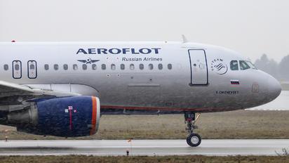 VQ-BKS - Aeroflot Airbus A320