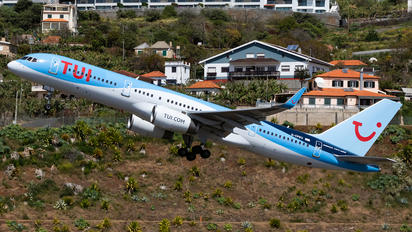 G-CPEU - TUI Airways Boeing 757-200