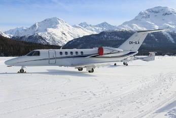 OK-ILA - Private Cessna 525A Citation CJ2