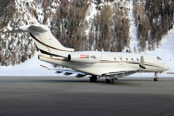 OE-HIL - Avcon Jet AG Bombardier BD-100 Challenger 350 series