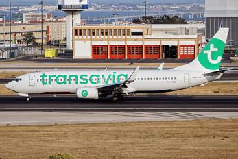 PH-HXA - Transavia Boeing 737-800