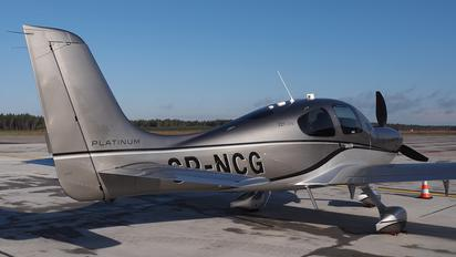 SP-NCG - Private Cirrus SR22T