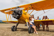 N53750 - Private Boeing Stearman, Kaydet (all models) aircraft