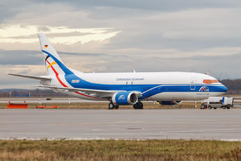 N468VX - CargoLogic Germany Boeing 737-400SF