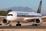 9V-SMK - Singapore Airlines Airbus A350-900 aircraft