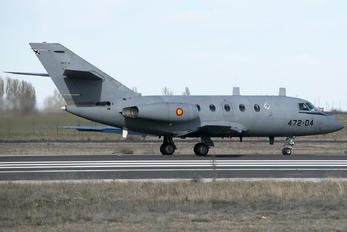 TM.11-4 - Spain - Air Force Dassault Falcon 20
