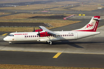 VT-AIU - Alliance Air ATR 72 (all models)