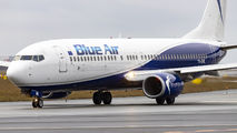 YR-BML - Blue Air Boeing 737-800 aircraft