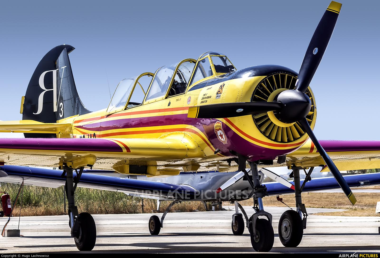 """Asociación Deportiva """"Jacob 52"""" EC-IAS aircraft at Malaga - La Axarquia"""