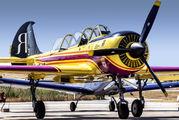 "EC-IAS - Asociación Deportiva ""Jacob 52"" Yakovlev Yak-52 aircraft"