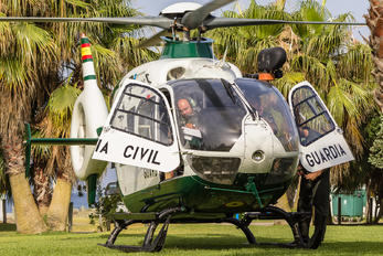 HU.26-03 - Spain - Guardia Civil Eurocopter EC135 (all models)