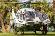 HU.26-03 - Spain - Guardia Civil Eurocopter EC135 (all models) aircraft