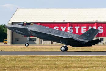 15-5125 - USA - Air Force Lockheed Martin F-35A Lightning II
