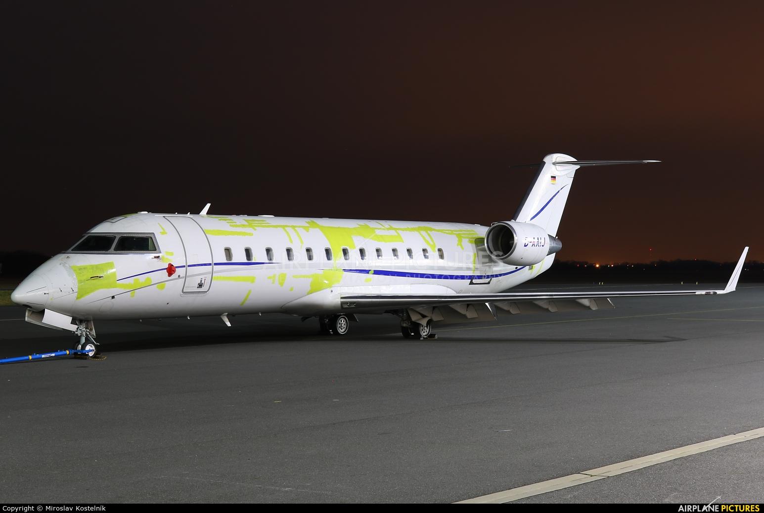 Private D-AAIJ aircraft at Ostrava Mošnov