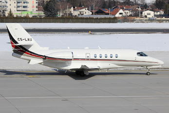 CS-LAU - NetJets Europe (Portugal) Cessna 680A Latitude