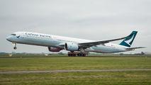 B-LXB - Cathay Pacific Airbus A350-1000 aircraft