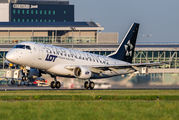 SP-LDK - LOT - Polish Airlines Embraer ERJ-170 (170-100) aircraft