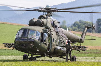 605 - Poland- Air Force: Special Forces Mil Mi-17