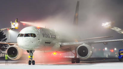 N429UP - UPS - United Parcel Service Boeing 757-200F