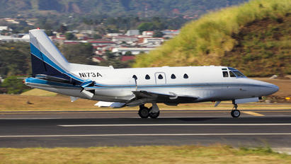 N173A - Private Rockwell Sabreliner 65