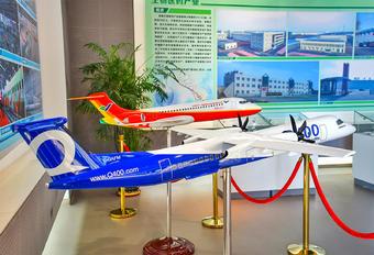 C-GAFM -  de Havilland Canada DHC-8-400Q / Bombardier Q400