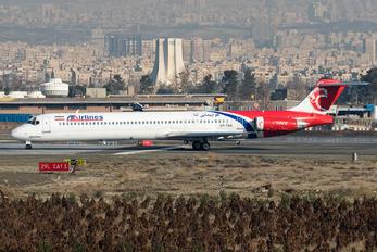 EP-TAS - ATA Airlines Iran McDonnell Douglas MD-83
