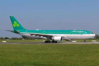 EI-GEY - Aer Lingus Airbus A330-200
