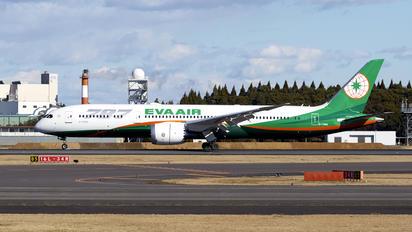 B-17882 - Eva Air Boeing 787-9 Dreamliner