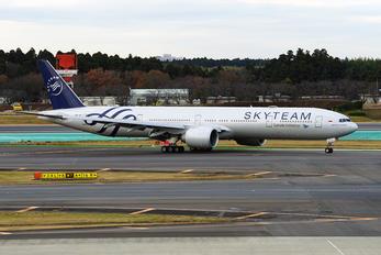 PK-GII - Garuda Indonesia Boeing 777-300ER