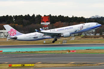 B-18361 - China Airlines Airbus A330-300