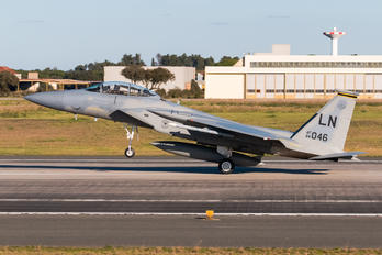 84-046 - USA - Air Force McDonnell Douglas F-15D Eagle