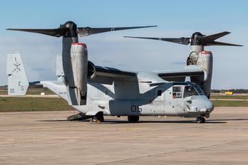 168295 - USA - Marine Corps Bell-Boeing MV-22B Osprey
