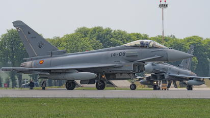 C.16-39 - Spain - Air Force Eurofighter Typhoon S