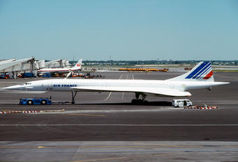 F-BVFA - Air France Aerospatiale-BAC Concorde