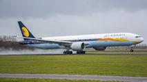 VT-JEU - Jet Airways Boeing 777-300ER aircraft