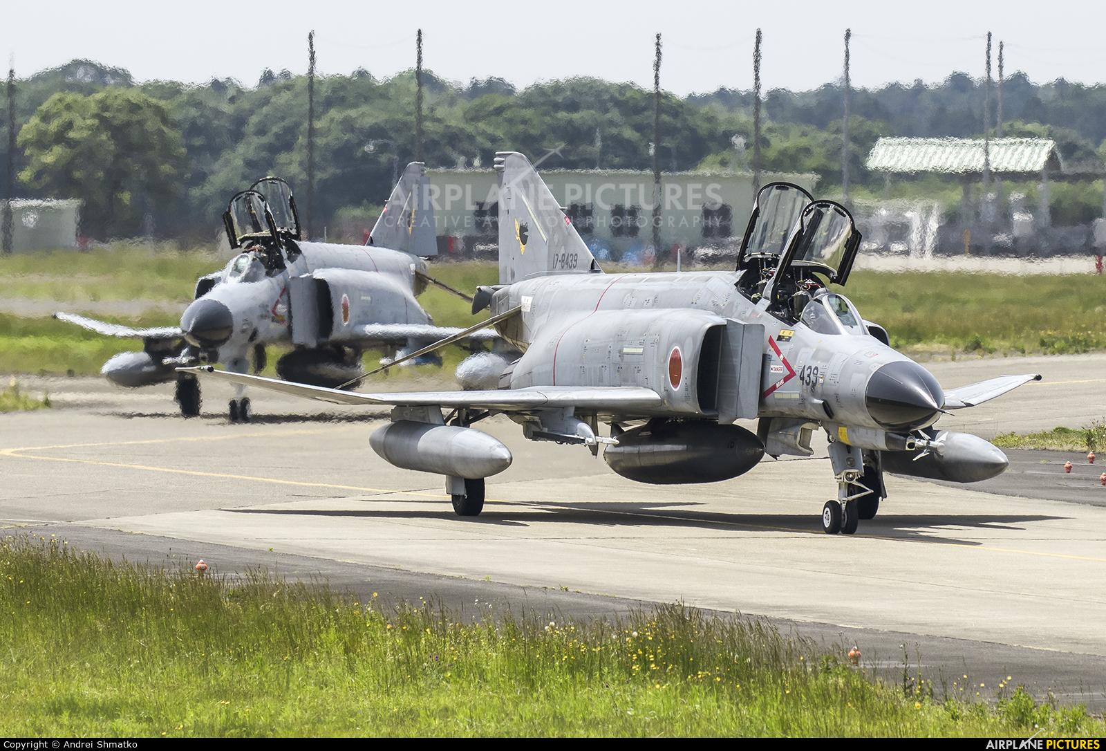 Japan - Air Self Defence Force 17-8439 aircraft at Ibaraki - Hyakuri AB
