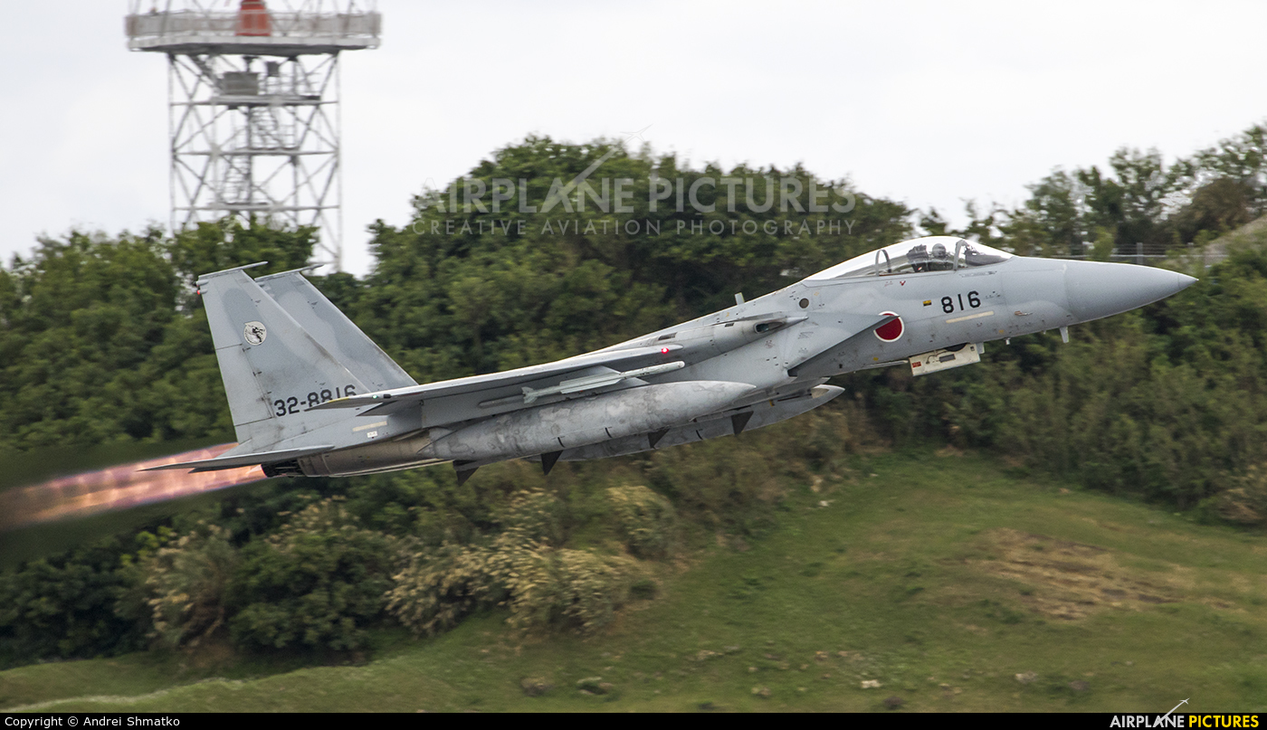 Japan - Air Self Defence Force 32-8816 aircraft at Naha