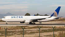 N661UA - United Airlines Boeing 767-300ER aircraft