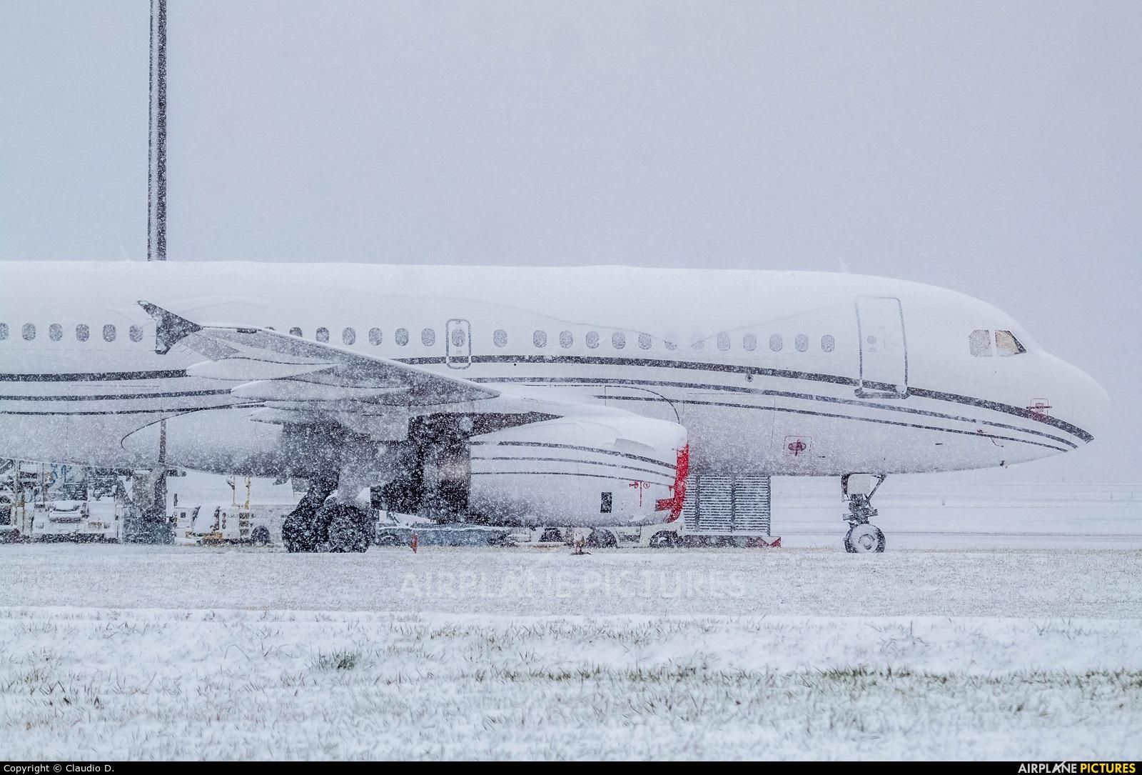 VipJet VQ-BVQ aircraft at Zurich