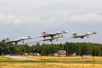 59 - Belarus - Air Force Mikoyan-Gurevich MiG-29