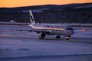 OH-LZF - Finnair Airbus A321 aircraft