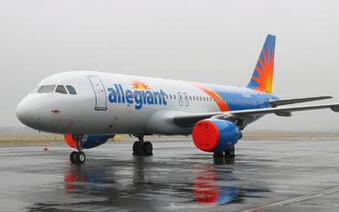 N242NV - Allegiant Air Airbus A320