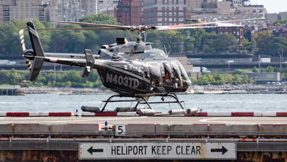 N403TD - Helicopter Services Bell 407