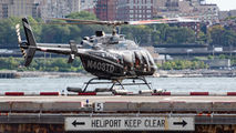 N403TD - Helicopter Services Bell 407 aircraft