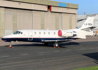 LX-DEA - Private Cessna 560XL Citation XLS