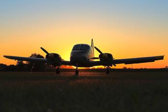 N3436P - Private Piper PA-23 Apache