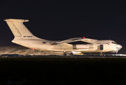 Rare visit of Aviacon Zitotrans Il76 to Kecskemet title=