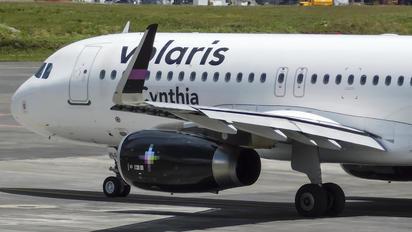 XA-VLC - Volaris Airbus A320